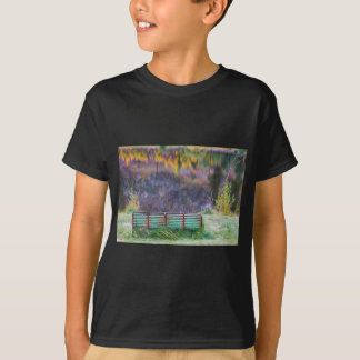 Bench For Day Dreaming T-Shirt