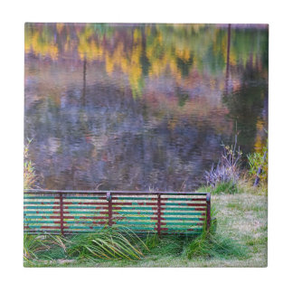 Bench For Day Dreaming Tiles