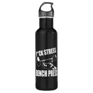 BENCH PRESS, F*CK STRESS - Workout Motivational