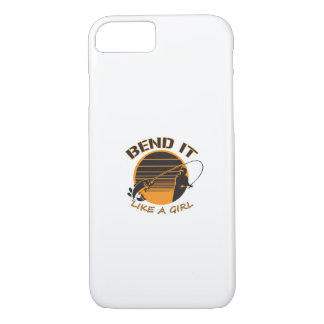 Bend it like a girl Case-Mate iPhone case