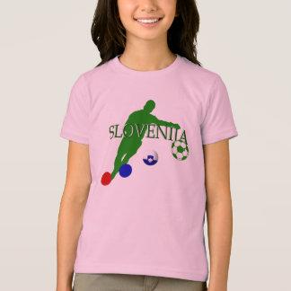Bend it like a Slovenian Soccer players mug T-Shirt