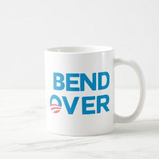 Bend Over - Anti Obama Coffee Mug