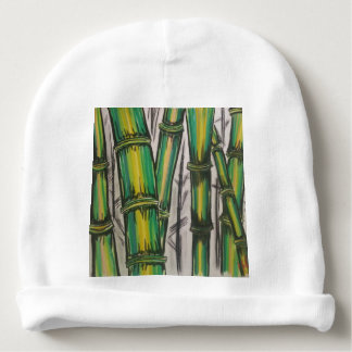 Bending Strength Bamboo by Michael David Baby Beanie