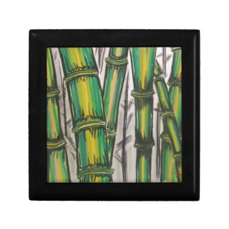 Bending Strength Bamboo by Michael David Keepsake Box
