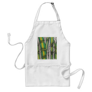 Bending Strength Bamboo by Michael David Standard Apron
