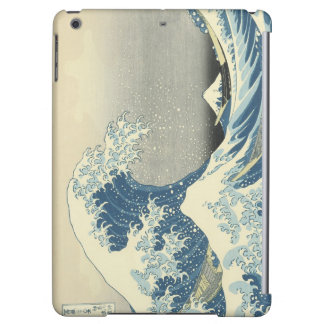 Beneath the Wave off Kamagawa iPad Air Cases