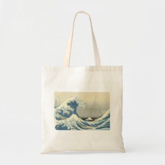 Beneath the Wave off Kamagawa Tote Bag