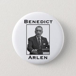 Benedict Arlen 2 Inch Round Button