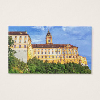 Benedictine abbey, Melk, Austria Business Card