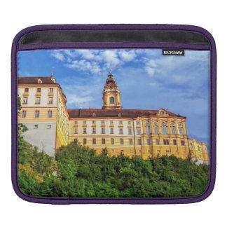 Benedictine abbey, Melk, Austria iPad Sleeves