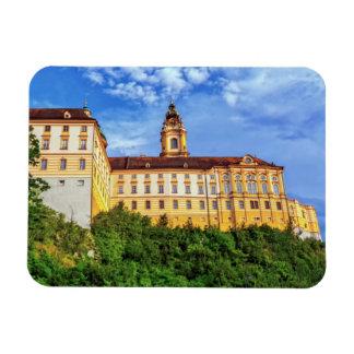 Benedictine abbey, Melk, Austria Magnet