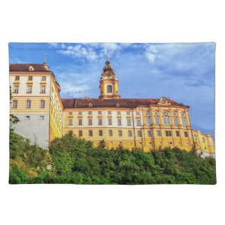 Benedictine abbey, Melk, Austria Placemat