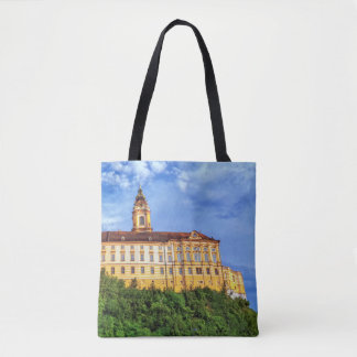 Benedictine abbey, Melk, Austria Tote Bag