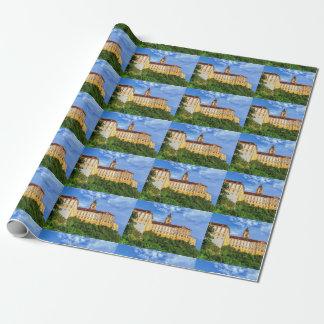 Benedictine abbey, Melk, Austria Wrapping Paper
