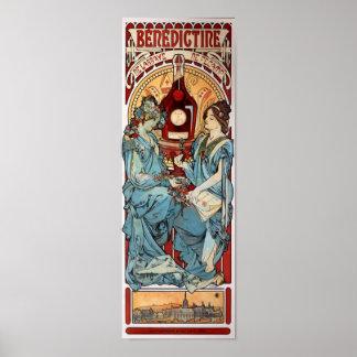 Benedictine Poster