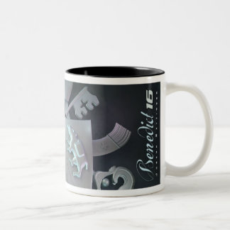 Benedicy 16 Mug