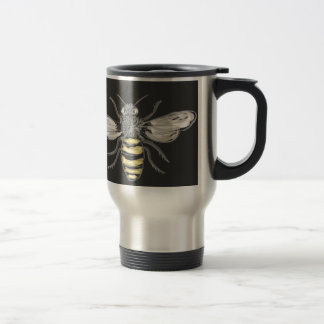 Beneficial Bumblebees Travel Mug