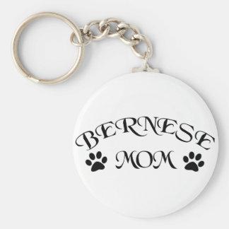 Benese Mom (Fancy Text) Keychain