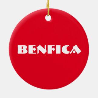 Benfica Circle Ornament