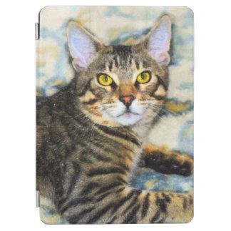 Bengal Cat Art iPad Air Cover