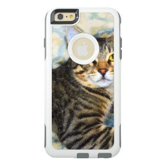 Bengal Cat Art OtterBox iPhone 6/6s Plus Case