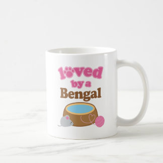 Bengal Cat Breed Loved By A Gift Coffee Mug