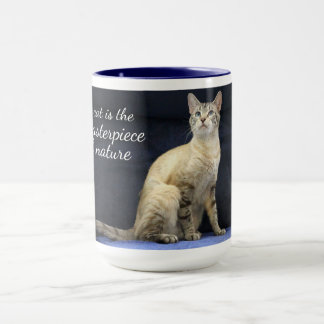 Bengal Cat Masterpiece Mug