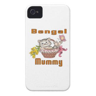 Bengal Cat Mom iPhone 4 Case