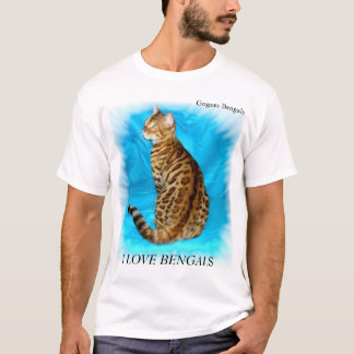 Bengal Cat T-Shirt