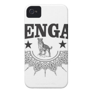 Bengal country iPhone 4 Case-Mate case