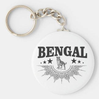 Bengal country keychain