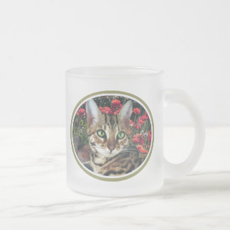 Bengal Kitten mugs