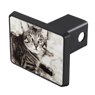 Bengal Photo Trailer Hitch Cover