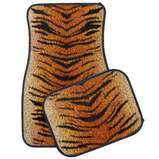 Bengal Tiger Animal Fur Car Mat
