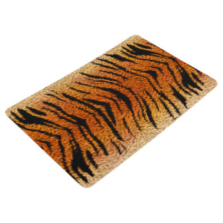 Bengal Tiger Animal Fur Floor Mat