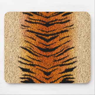Bengal Tiger Animal Fur Mouse Pad