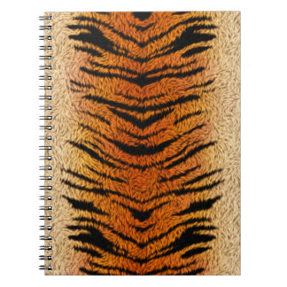 Bengal Tiger Animal Fur Notebook
