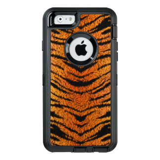 Bengal Tiger Animal Fur OtterBox Defender iPhone Case