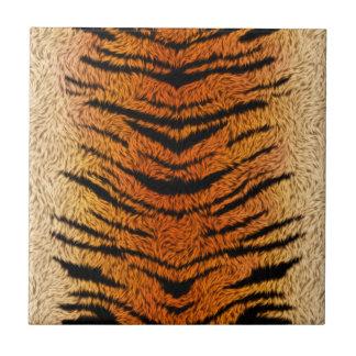 Bengal Tiger Animal Fur Tile