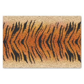 Bengal Tiger Animal Fur Tissue Paper