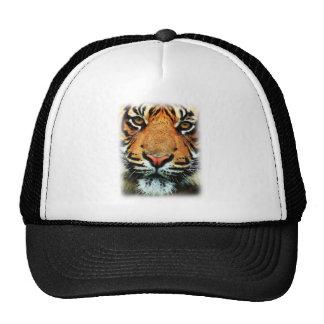 Bengal Tiger Big Cat Trucker Hat
