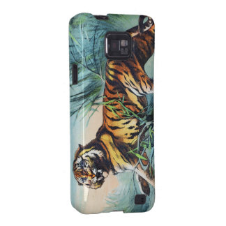 BENGAL TIGER GALAXY SII CASE