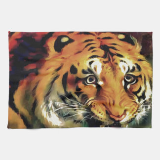 Bengal Tiger Kitchen Towel