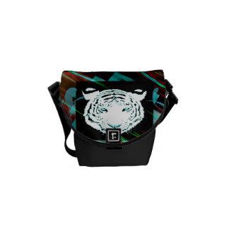 Bengal Tiger Messenger Bags