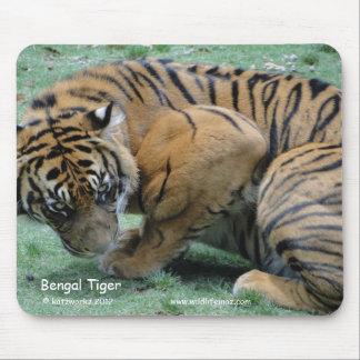 Bengal Tiger Mouse Pads