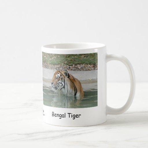 Bengal Tiger Mug