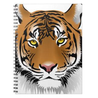Bengal Tiger Notebook
