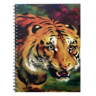 Bengal Tiger Notebooks