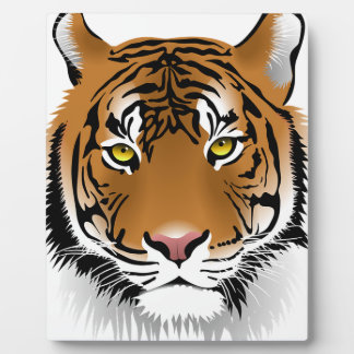 Bengal Tiger Plaque
