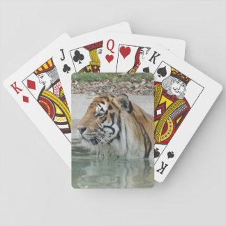 Bengal Tiger Playing Cards